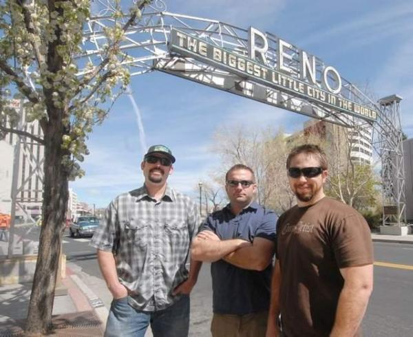 Reno Rebuild Guys - Michael, Chris & Zach